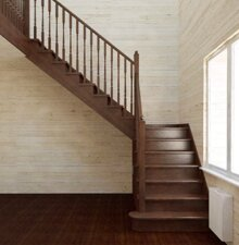 Изготовление балясин для лестниц
